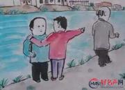 【好名声网】范德昌水墨漫画(二)