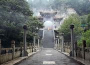 【好名声网】奇山伟岳称雄峻——山西长治灵空山(陈玉民)