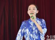 了不起!青年歌手姜姿羽与百余名学子共享青春奋斗故事(立军 芳辰)