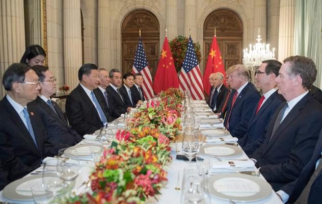 中美就经贸问题达成共识,停止加征新的关税
