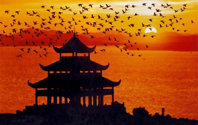 【好名声网】江河万里海湖浑——鄱阳湖(陈玉民)
