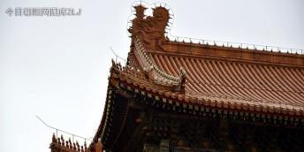 【好名声网】丽阁宏楼飞檐耸——北京永定门城楼...