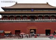 【好名声网】丽阁宏楼飞檐耸——北京故宫午门城楼(陈玉民)