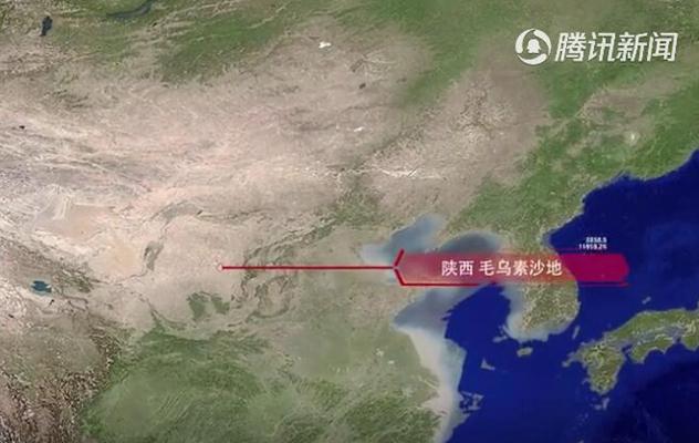 绿色改变中国!50万米高空看34年变迁