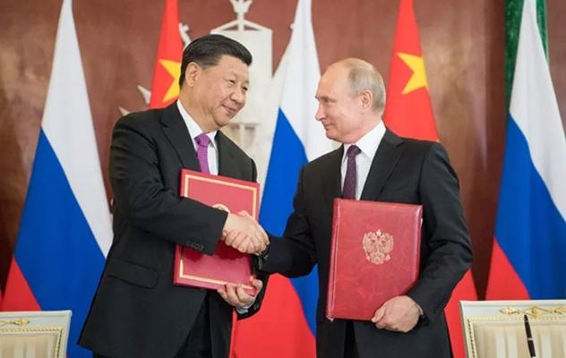 中俄两国元首签署的两份联合声明,硬核内容真不少