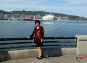 【好名声网】千里海岸线,一幅山水画(王铁兰)