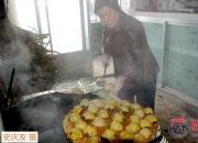 【好名声网】推碾子磨面蒸豆包(韩忠贵)